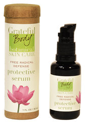 Восстанавливающая сыворотка с антиоксидантами, Grateful Body