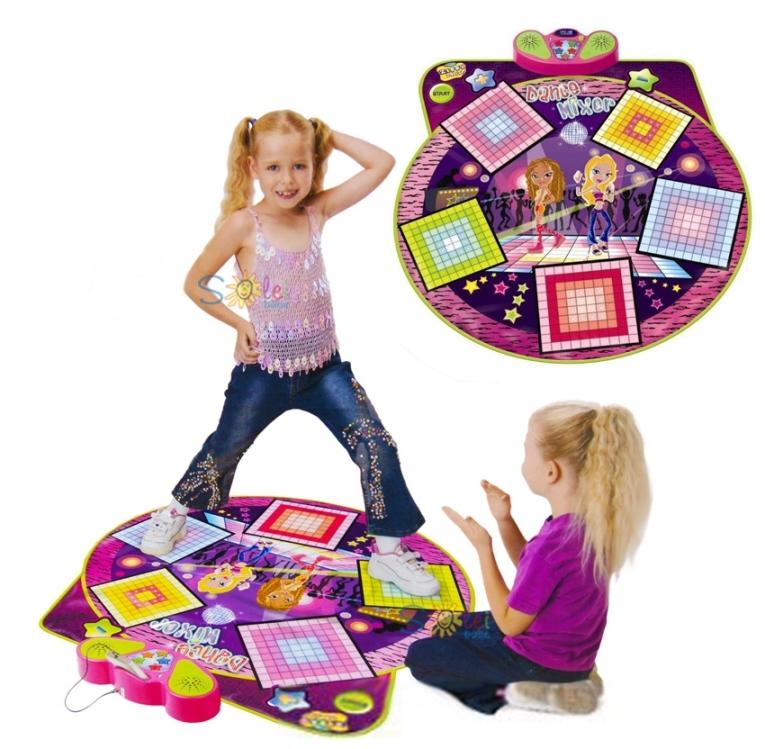 Интерактивные игрушки Танцевальный коврик Dance Mixer Playmat МУЗЫКАЛЬНЫЙ_КОВРИК_DANCE_MIXER_PLAYMAT.jpg