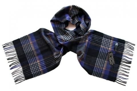 Кашемировый шарф, мужской 70060 SH4