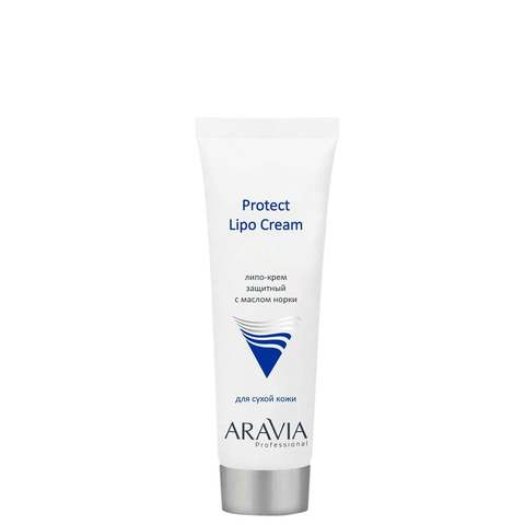 Aravia Professional Липо-крем защитный с маслом норки Protect Lipo Cream 50 мл