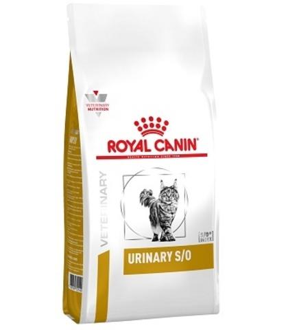 Royal Canin Urinary S/O корм для кошек 1,5кг