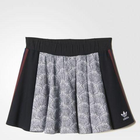 Юбка женская adidas ORIGINALS SHELL PLEATSKIR