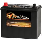 Аккумулятор автомобильный Deka 651RMF  ( 12V 55Ah / 12В 55Ач ) - фотография