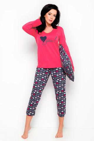 Пижама 8W Felicja 2227 Red Taro