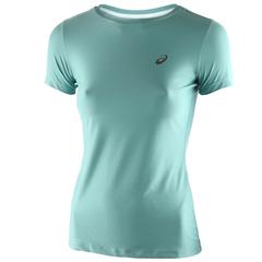 Легкая тренировочная футболка для женщин от Асикс для бега и фитнеса