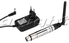 Усилитель CT-DMX-2.4G-V2 (5V, RF, XLR MALE)  Arlight
