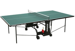 Всепогодный Теннисный стол Donic Outdoor Roller 600 (зеленый)