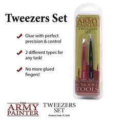 Army Painter Tweezers Set (2019) / Модельные пинцеты