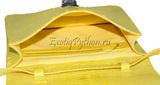 Клатч из кожи питона CL-1