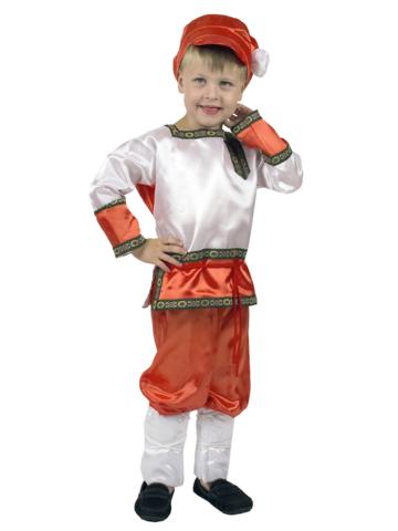 Костюм Иванушка с красными штанами 2