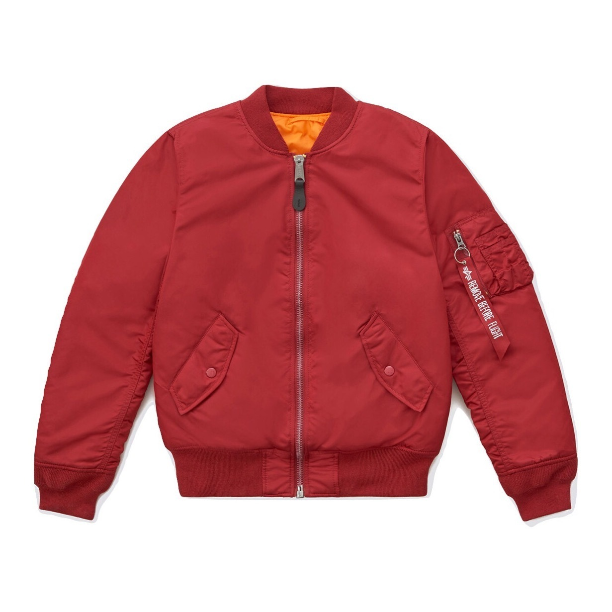 Куртка Alpha Industries MA-1 W Commander Red