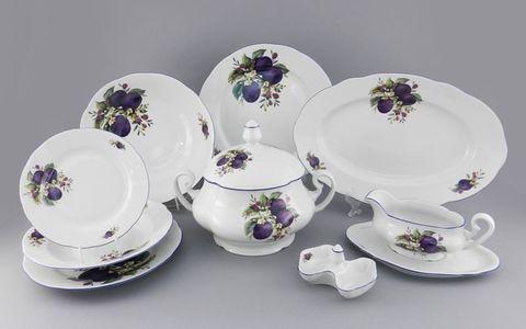 Сервиз столовый 25 предметов Мэри-Энн Leander