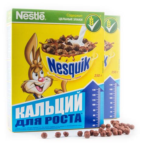 Готовый завтрак Nesquik 250г