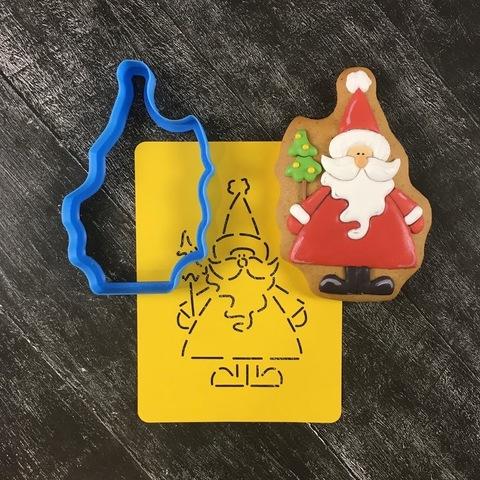 Дед Мороз №4