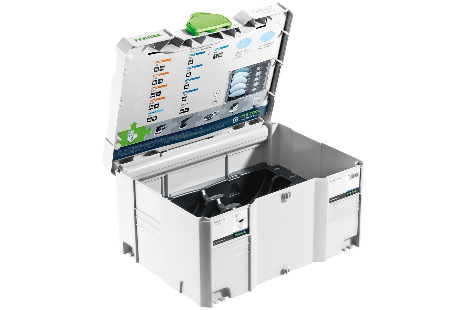 Систейнер SYS-STF D150 4S Festool 497821