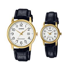 Парные часы Casio Standard: MTP-V002GL-7B2 и LTP-V002GL-7B2