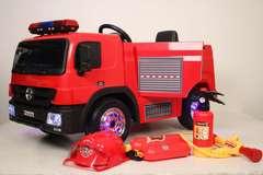 Пожарная машина A222AA с дистанционным управлением