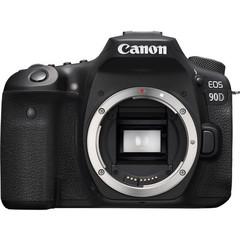 Цифровой зеркальный фотоаппарат Canon EOS 90D Body