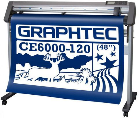 Режущий плоттер Graphtec CE6000-120AMO (1213 мм)
