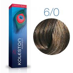 Wella Professional KOLESTON PERFECT 6/0 (Темный блонд) - Краска для волос