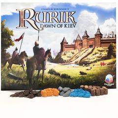 Набор реалистичных ресурсов для игры «Рюрик: Рассвет Киева»