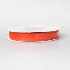 Лента органза OR-10 морковная