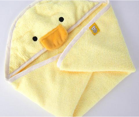 Кот Басик Baby в полотенце