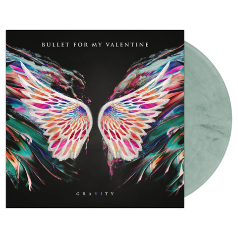 Bullet For My Valentine ‎/ Gravity (Clear Green Vinyl)(LP)