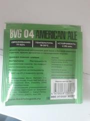 Дрожжи American Ale, 10гр В пути