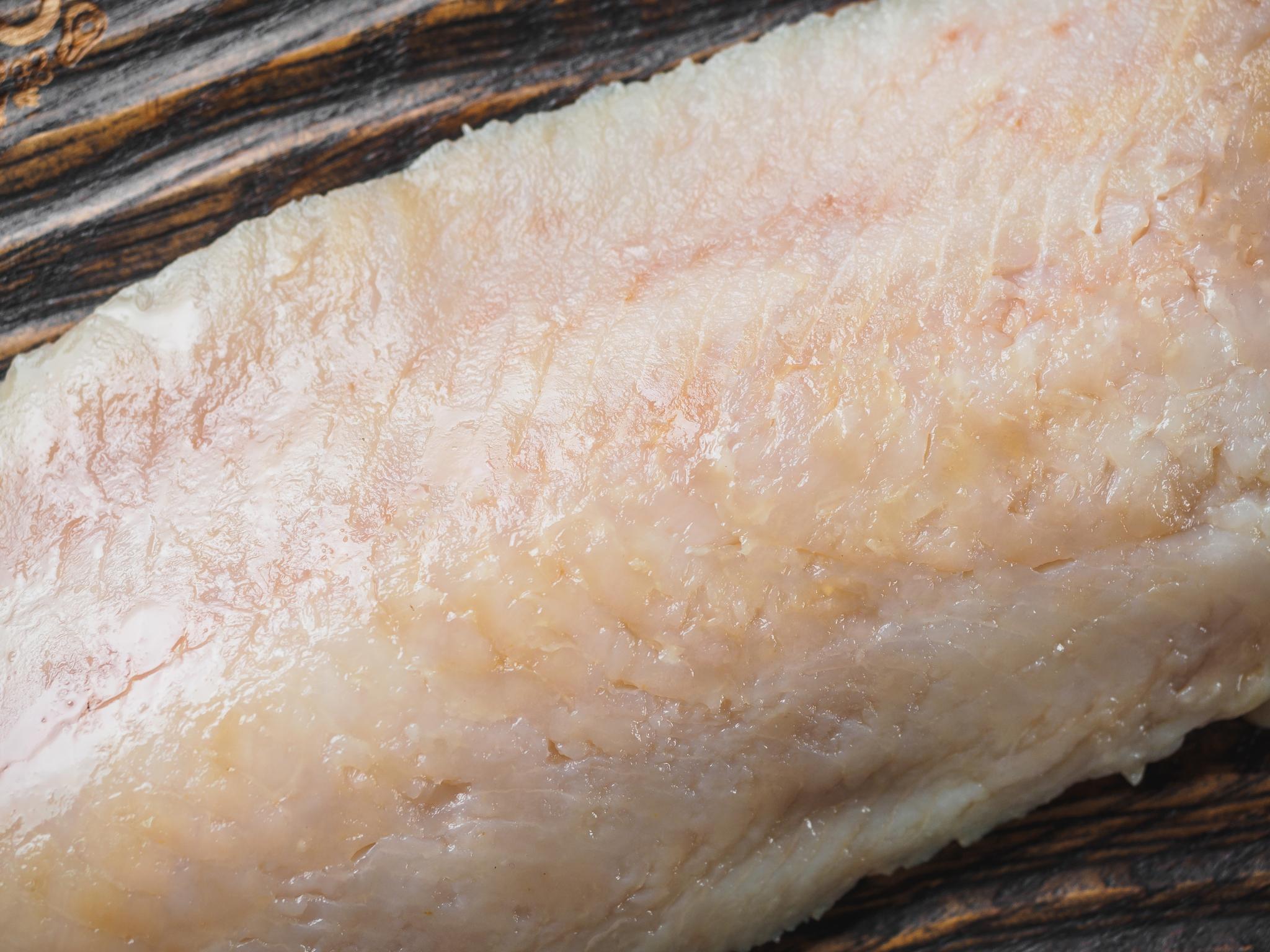 Филе омуля (малосолёное)
