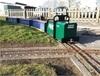 Garden Rail Локомотив ORXS на колею 12,7 и 17,8 см, электррический
