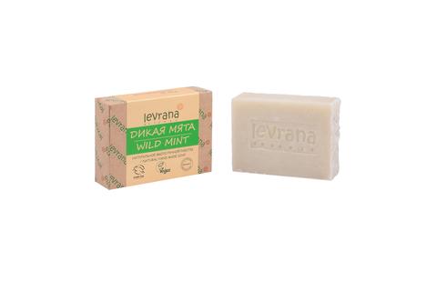 Levrana, Мята, натуральное мыло, 100 г