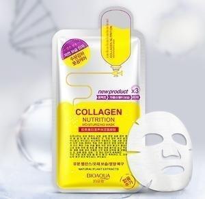 Bioaqua Антивозрастная коллагеновая маска