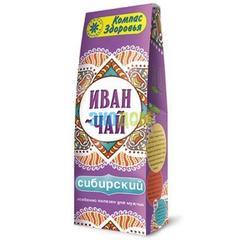 Иван-Чай Сибирский с кипреем, 60 гр. (Компас Здоровья)