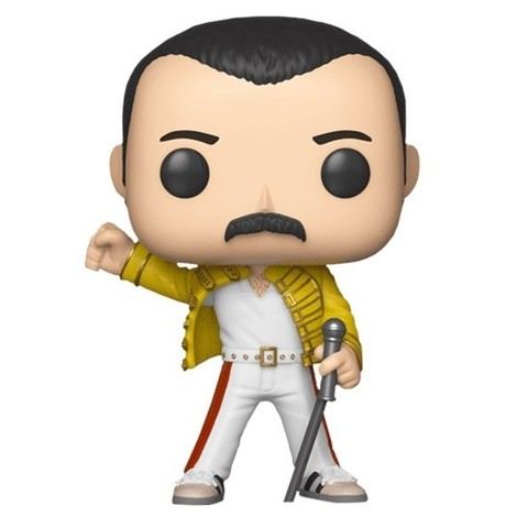 Фигурка Funko POP! Vinyl: Rocks: Queen: Freddy Mercury Wembley 1986  33732