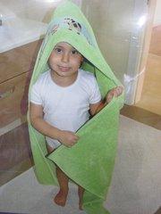Детский конверт махровый с вышивкой  Maison Dor  Турция