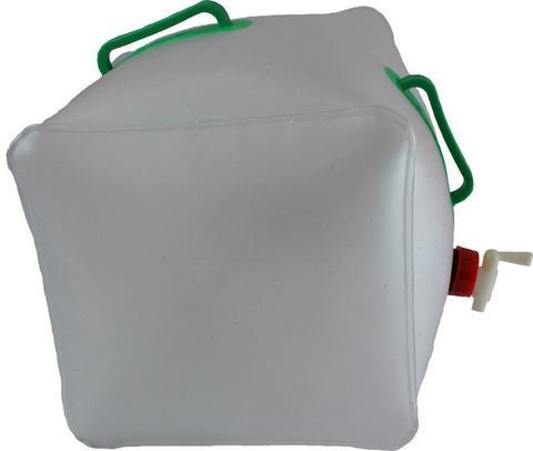 Канистра складная для воды «Следопыт» объемом 10 литров (PF-CT-F02)