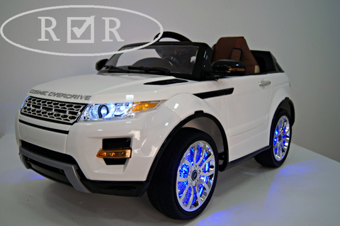 Электромобиль Range Rover A111AA VIP с дистанционным управлением