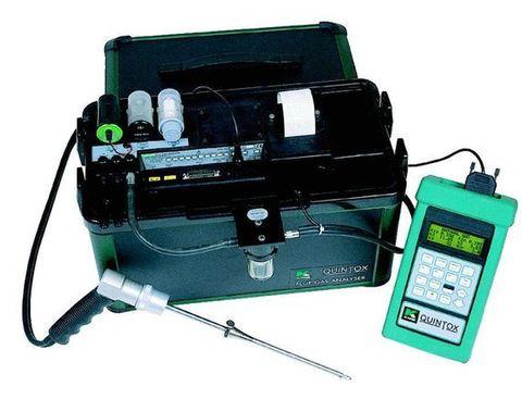 Газоанализатор KM9106 Quintox (O2-CO-NO-SO2)