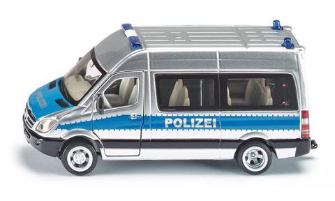 Siku. Полицейский микроавтобус. 1:87