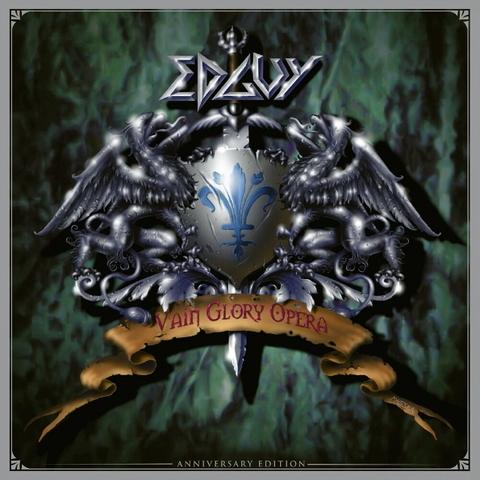 Edguy / Vain Glory Opera (Anniversary Edition)(RU)(CD)