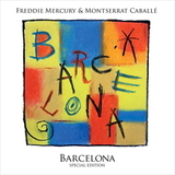 Freddie Mercury & Montserrat Caballe / Barcelona (Special Edition)(LP)