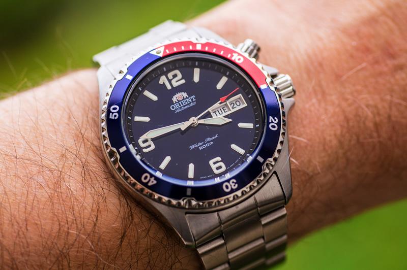 Купить наручные часы orient