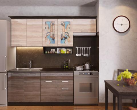 Кухня АРТА-3