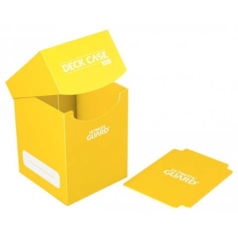 Ultimate Guard - Желтая коробочка на 100 карт