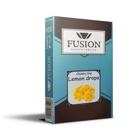 Табак Fusion Soft Lemon Drops 100 г