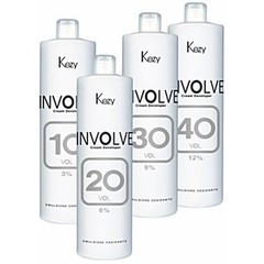 KEZY окисляющая эмульсия involve cream developer 3% 1000мл