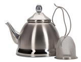 Чайник заварочный 0,8л с ситечком Linea PROMO 94-1505