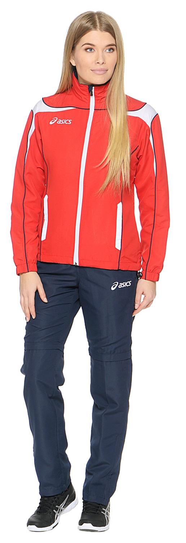 Красный спортивный костюм женский доставка