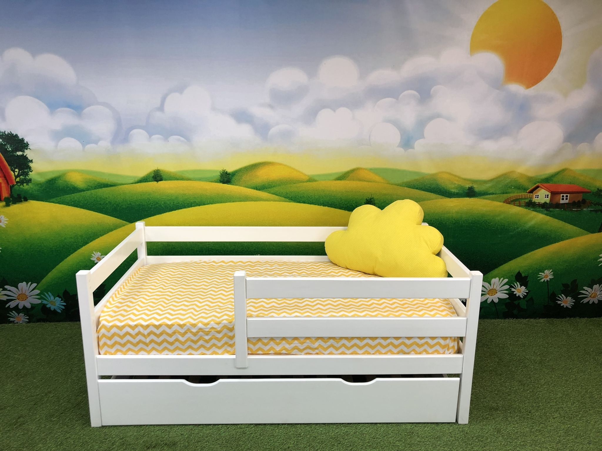 Кровать Малютка